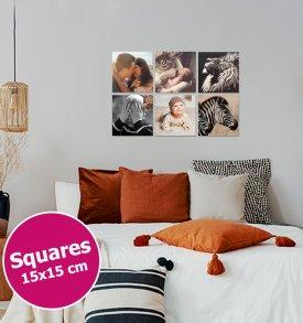 Foto op aluminium 100x70 cm
