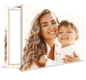 Foto op aluminium 40x30 cm