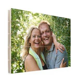 Foto auf Aluminium 60x40 cm