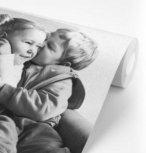 Foto auf Aluminium 50x50 cm