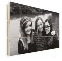 Foto auf Fichtenholz sommerrabatt