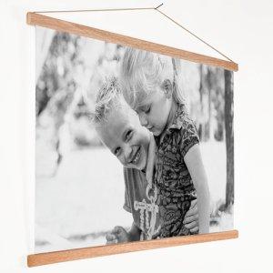 Kinder Textilposter Latten