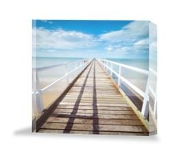 Foto auf Acrylblock