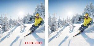Bildbearbeitung Datum entfernen