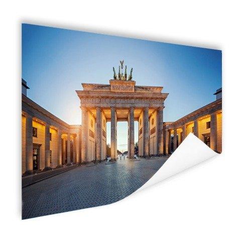 Berlin Brandenburger Tor Sonnenuntergang Poster