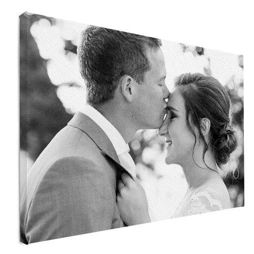 Ehepaar Foto auf Leinwand