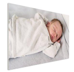 Foto auf Multiplex Babyfoto