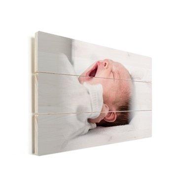 babyfoto-auf-holz-gedruckt