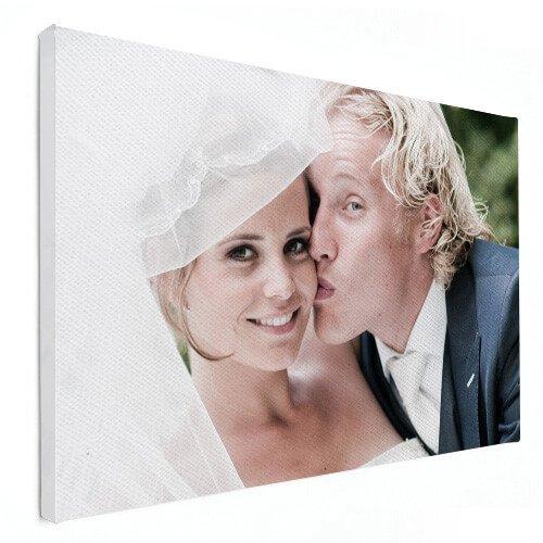 Foto auf Leinwand Ehepaar