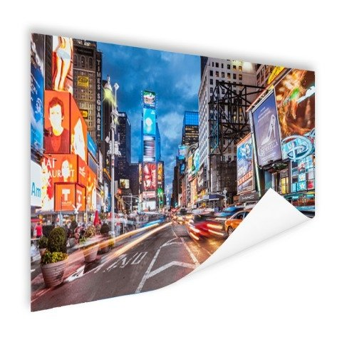 Times Square NY poster