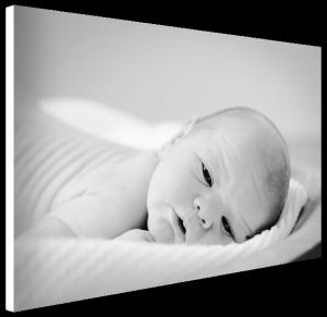 Baby auf Forexplatte