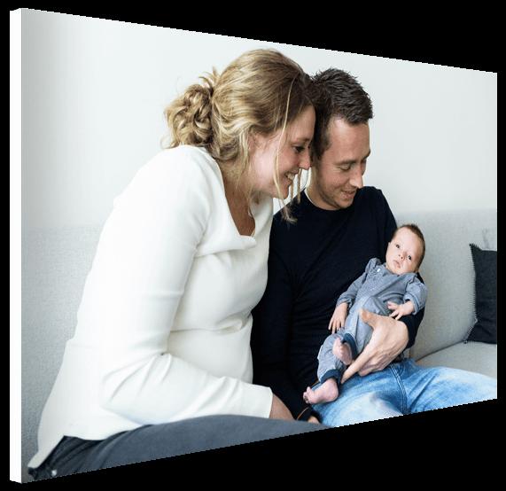 Familie auf Forexplatte