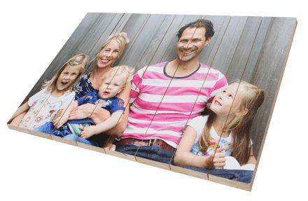 foto auf fichtenholz drucken lassen ab 28 95. Black Bedroom Furniture Sets. Home Design Ideas