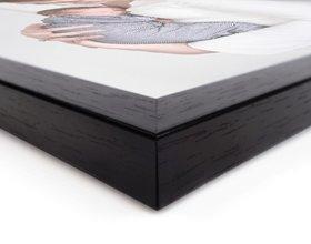 Fotorahmen mit Canvas-Druck