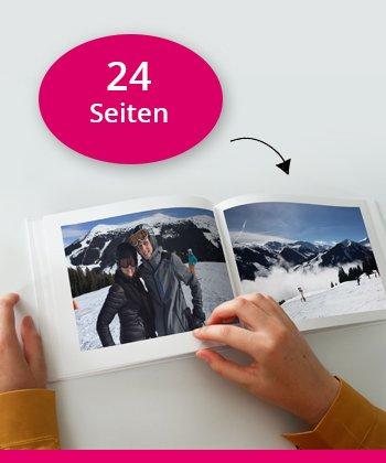 Fotoalbum 24 Seiten
