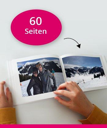 Fotoalbum 60 Seiten