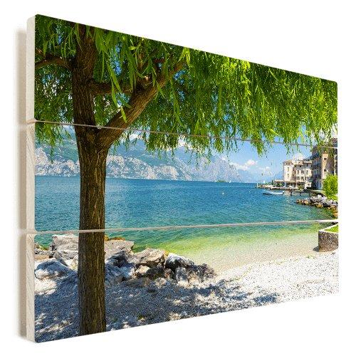 Foto auf Holz Sommer-Rabatt