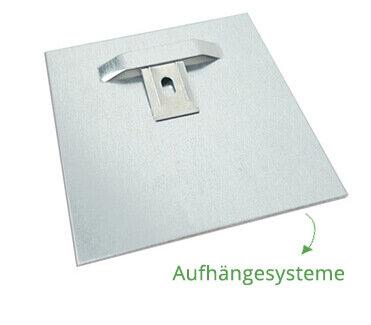 Aufhängesystem aluminium